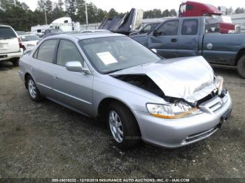 Salvage Honda Accord